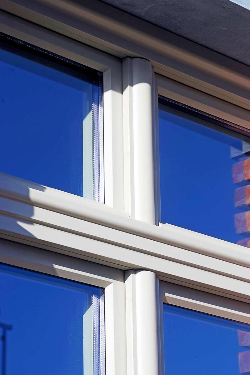 Aluminium ramen & deuren