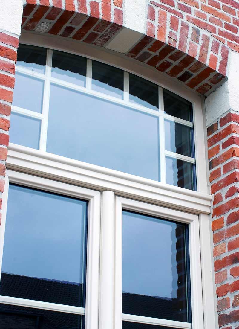 PVC ramen & deuren Retro