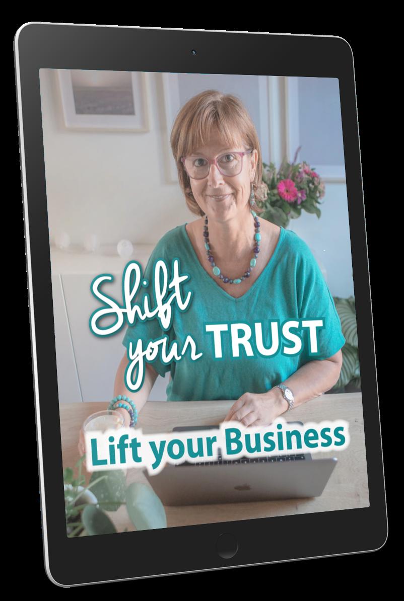 Sabine van Meenen, Shift your Trust