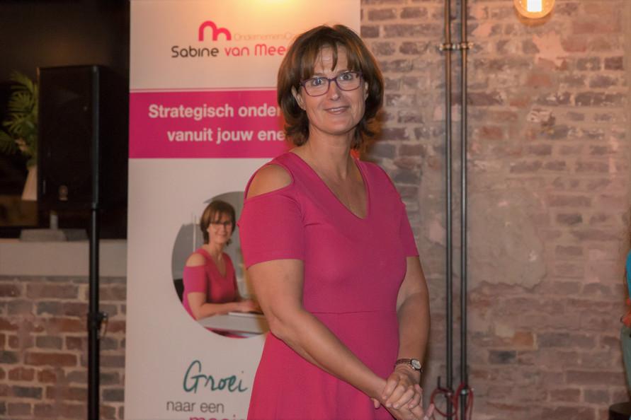 Sabine van Meenen, pinksheep, Tony Robbins, Els Van Laecke, Katrin van de Water