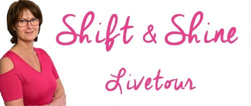 shift & shine, sabine van meenen, shine live