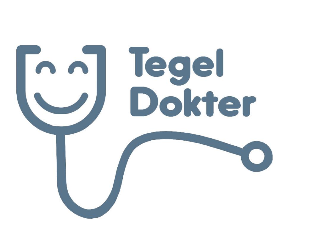 Tegeldokter Tegel-idee logo
