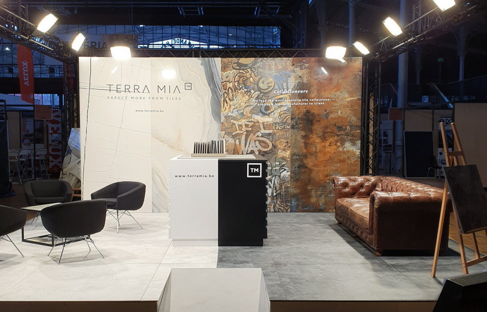 Terra Mia attended Salon Art&Déco in Paris. Did you miss us? View our exquisite stand...