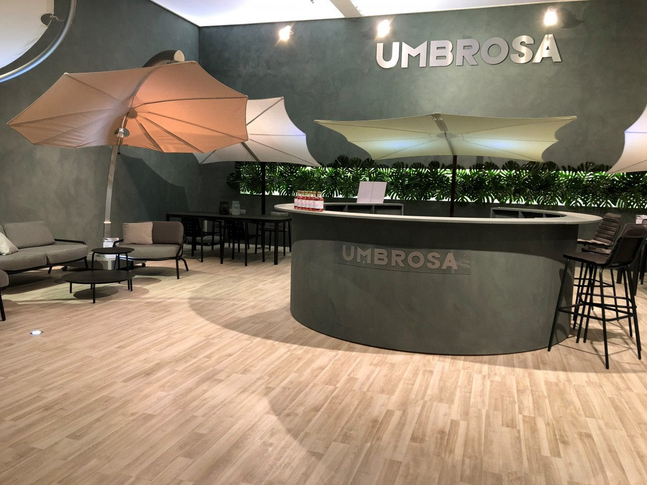 Umbrosa Salone Del Mobile 2018