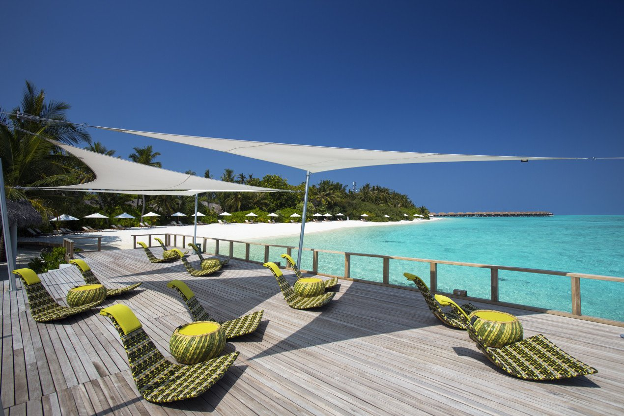 Ingenua Shade Sails Maldives