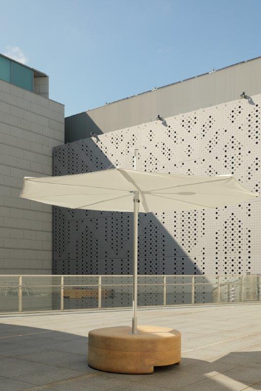 Infina garden umbrella Museum of Contemporary Art Tokyo, 300x300, round