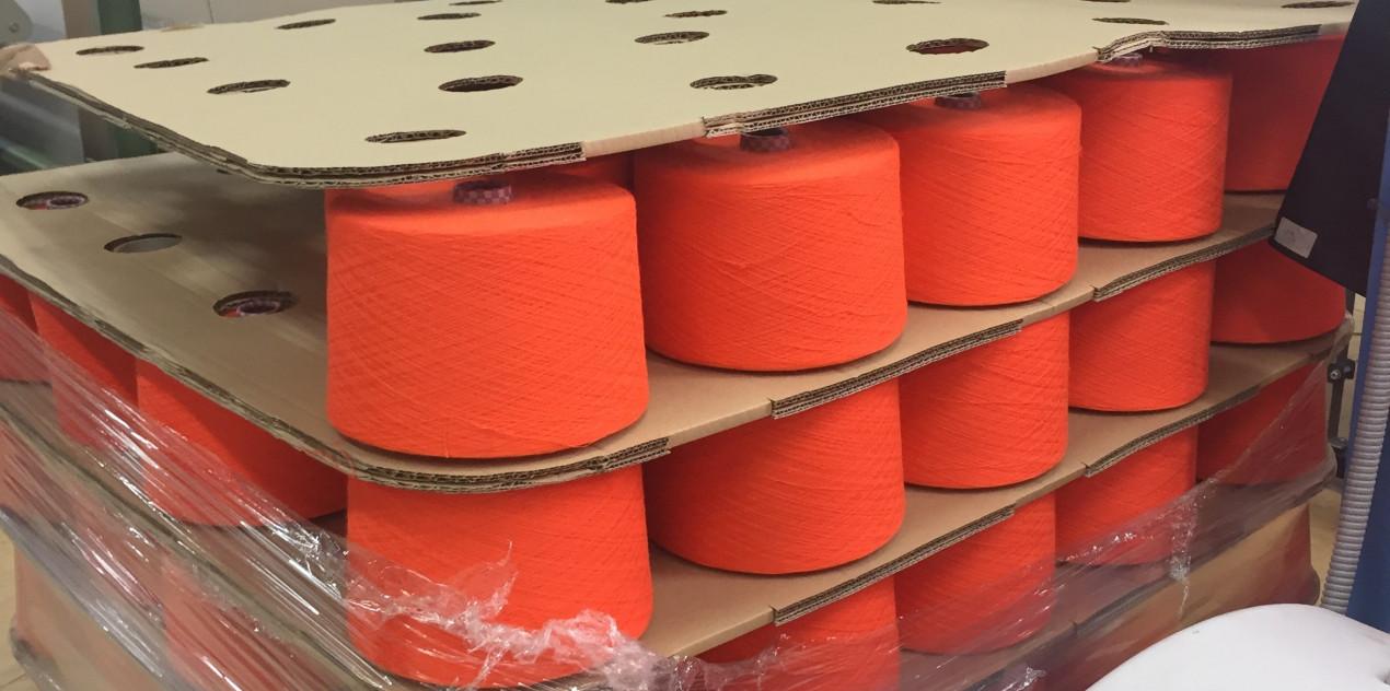 The Orange yarn used by Umbrosa