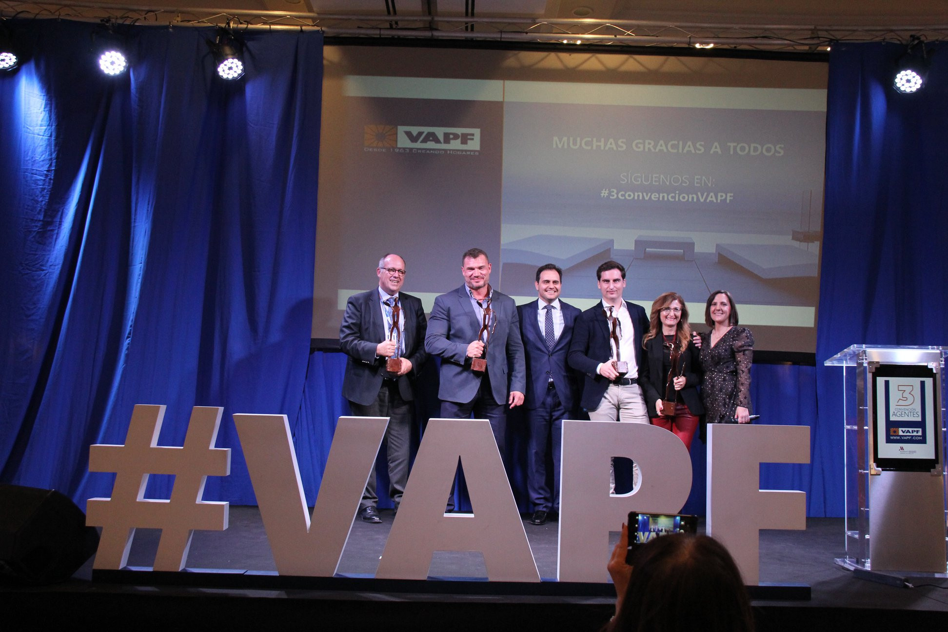 agenten conventie 2019 grupo vapf
