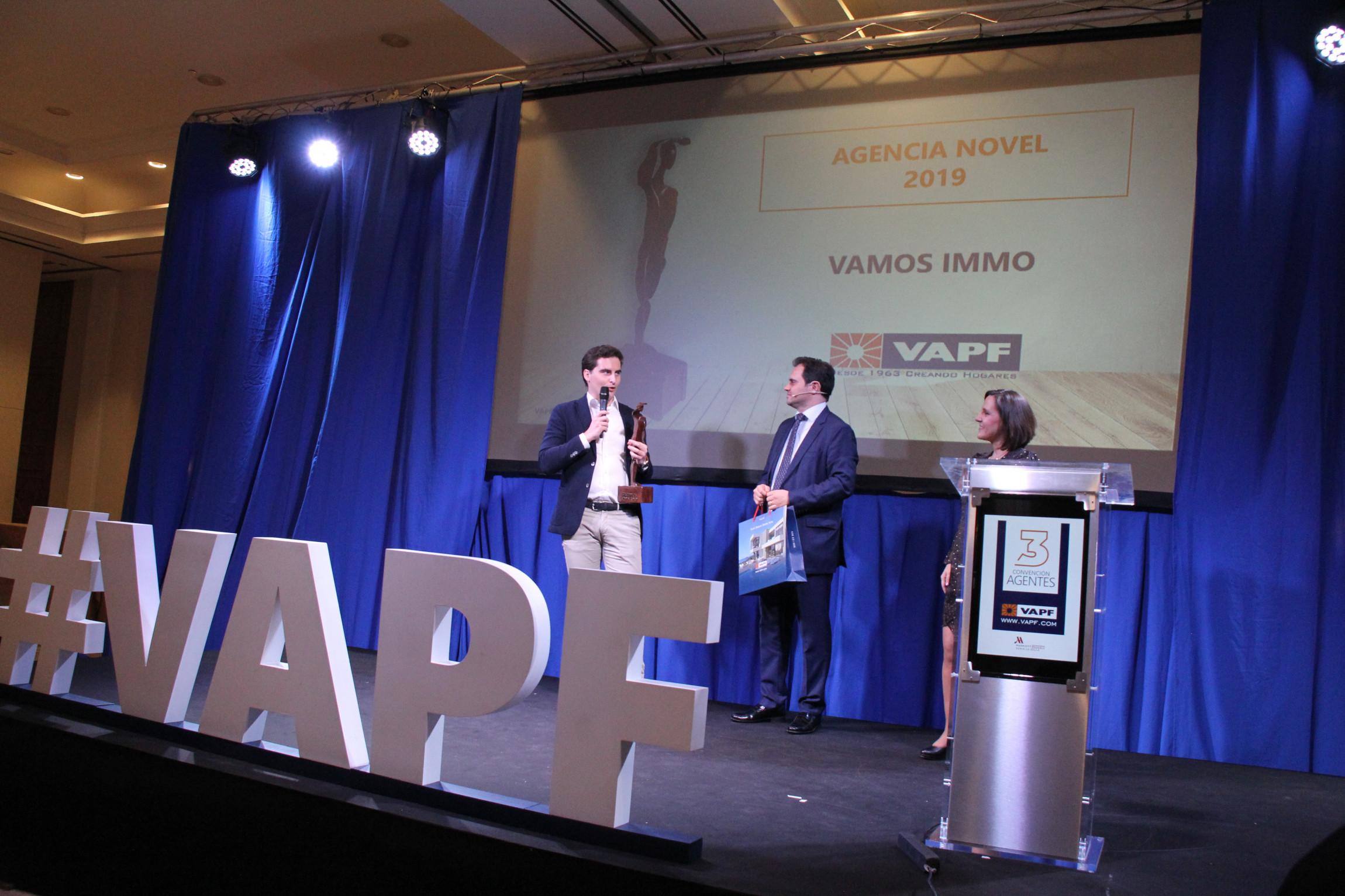 Conventie agenten 2019 vapf