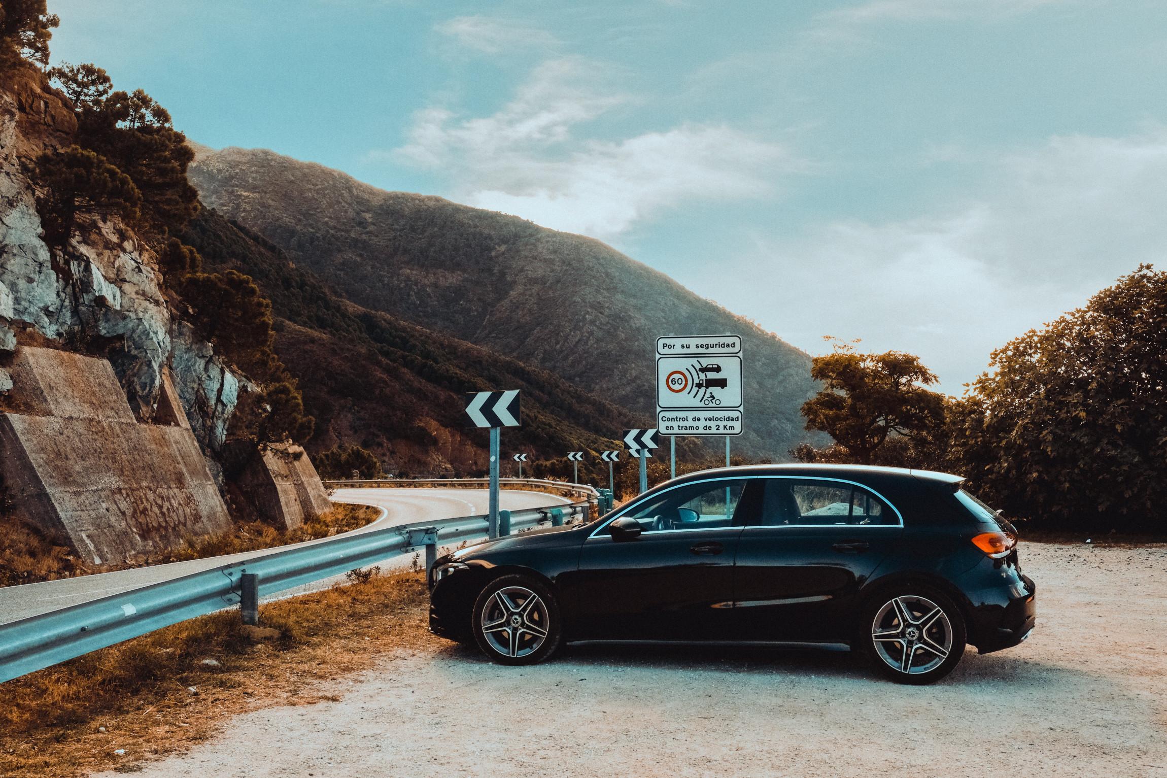 auto invoeren in spanje