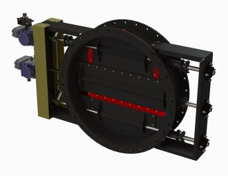 Image shutter valves