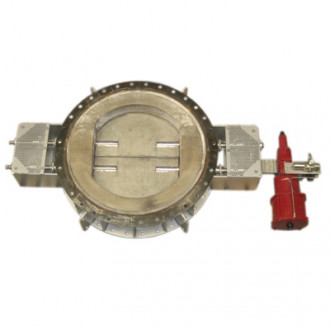 Image refractory valve