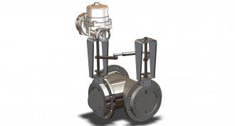 Image three-way valves
