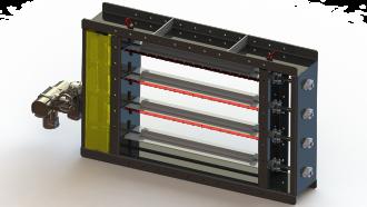 Image shutter valves isometric