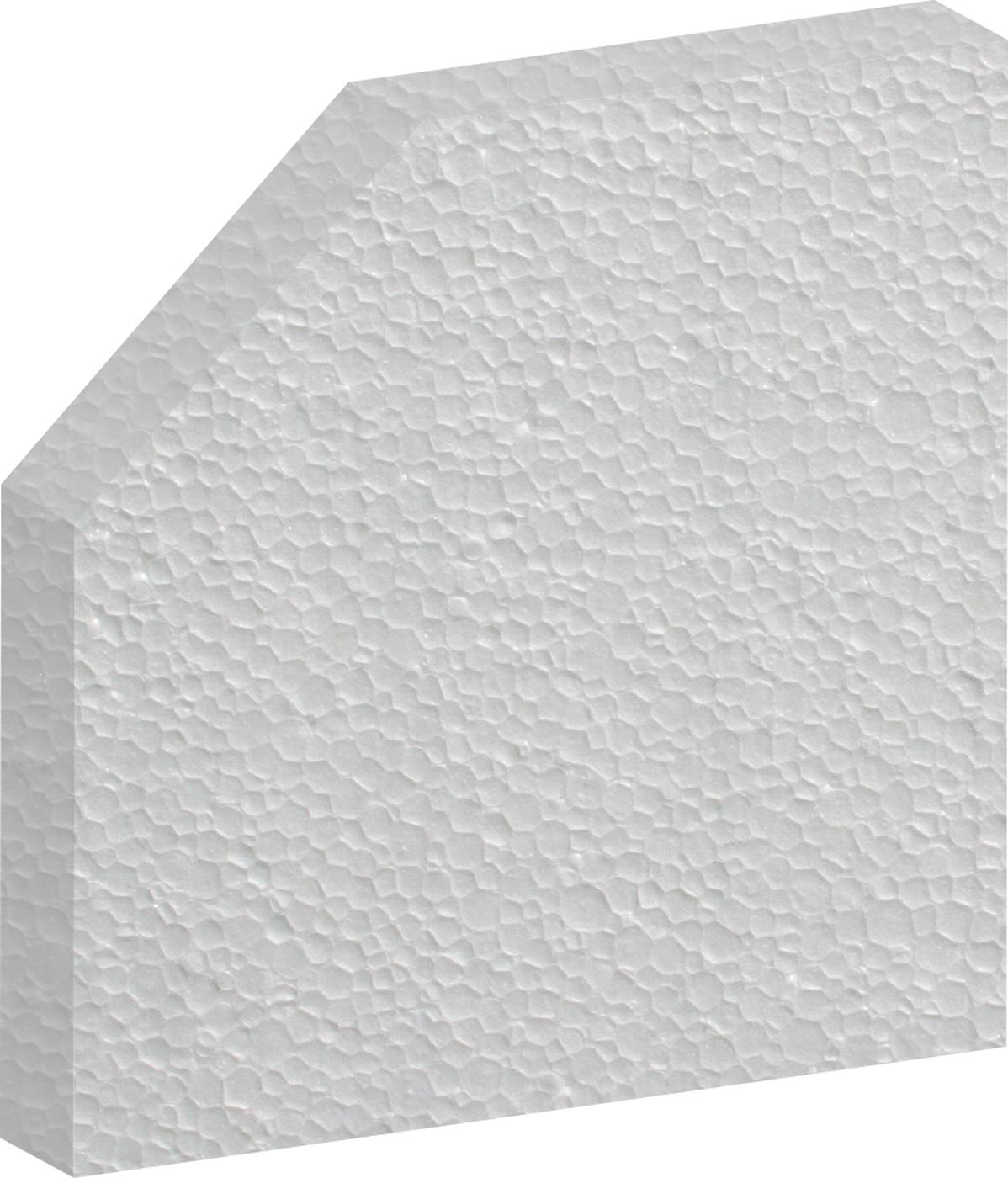 styropor blanc