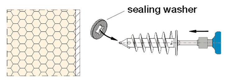 Sealing washer