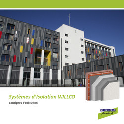WILLCO Système d'Isolation - consignes d'exécution cover_werkwijze_fr.jpg