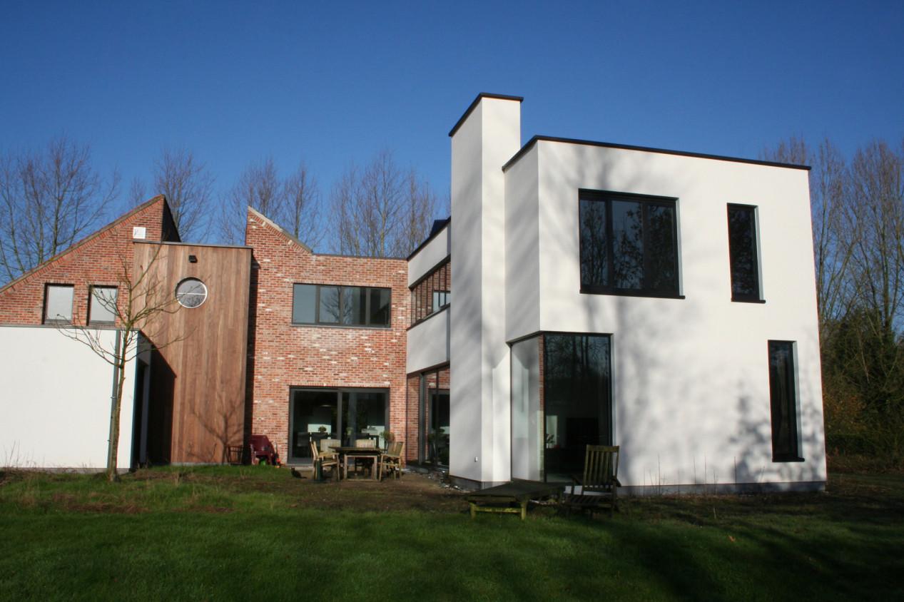 La construction durable ? Pensez d'abord à votre façade ! silicoonhars-sierpleister-kantoor.jpg