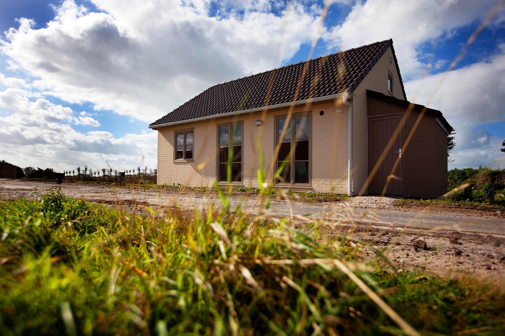 Schitterende vakantiehuizen aan de duinen in Wenduine