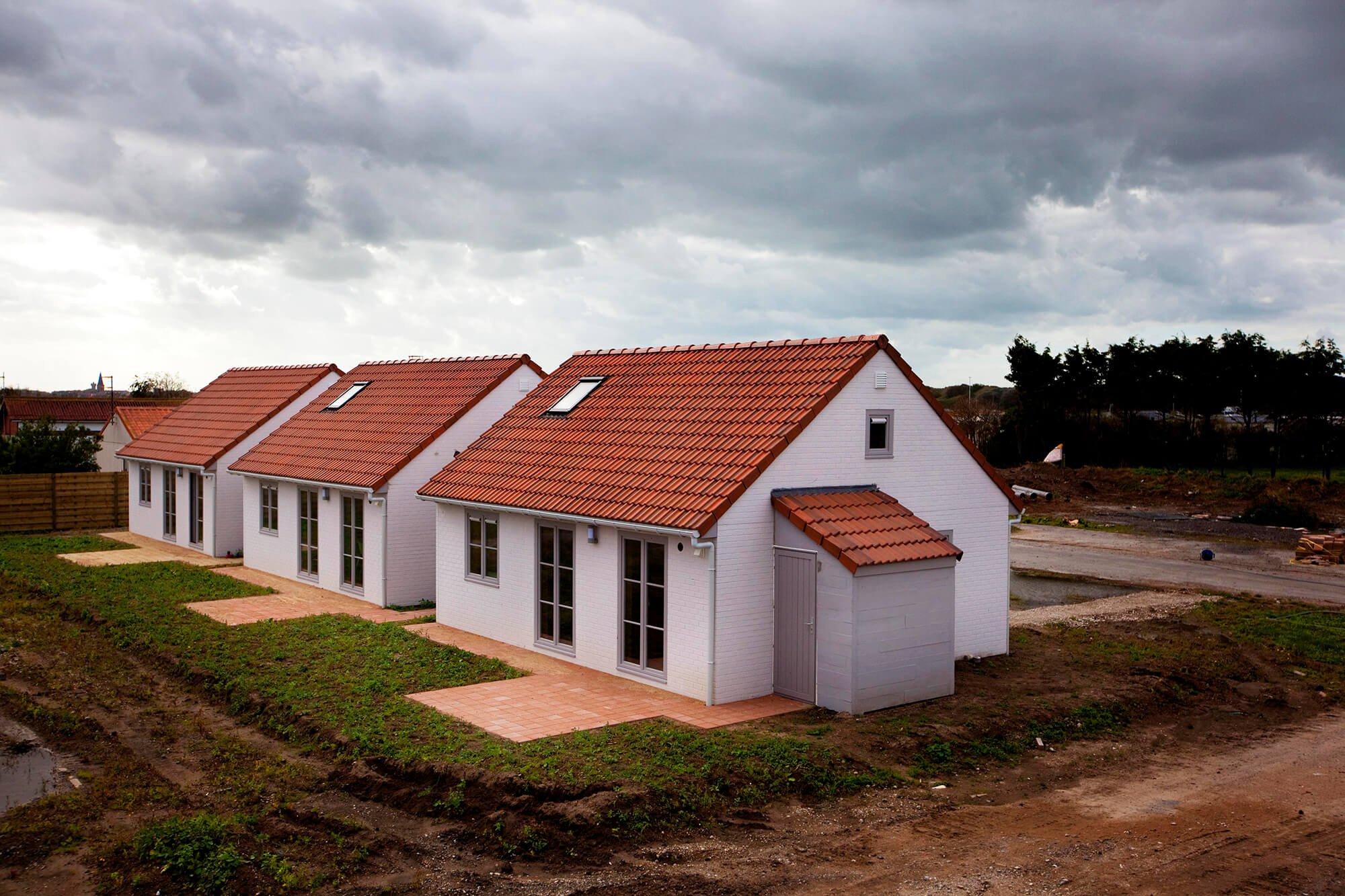 Prachtig vakantiehuis te koop in de natuur van Wenduine